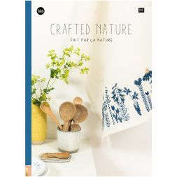 Rico Borduurboek 166 Crafted Nature