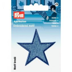 Prym Applicatie Jeans Ster 923158
