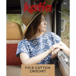 Katia Speciaal Fair Cotton Crochet 1