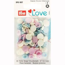 Prym Love Color Drukknoop 12,4mm 393007