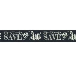 Lint Save the date chalk 25mm