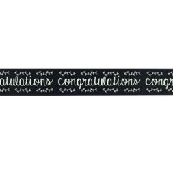 Lint With Congratulations 25mm