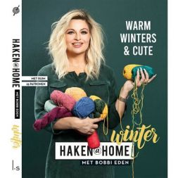 Haken @ Home Warm Winter & Cute - Bobbi Eden