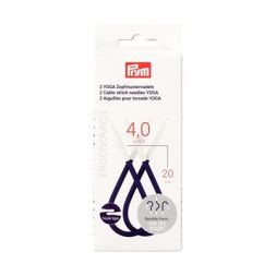 Prym Kabelnaalden Yoga 4mm 191112