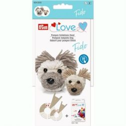 Prym Love Pomponsjabloon Hond 624202