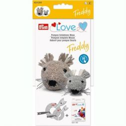 Prym Love Pomponsjabloon Muis 624200