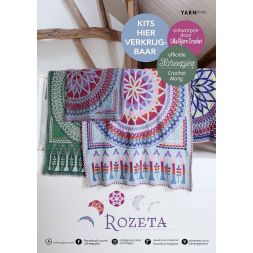 Scheepjes CAL Rozeta Colour Crafter