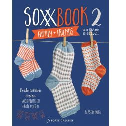 Soxxbook 2 Family & Friends - Kerstin Balke