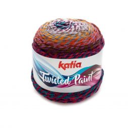 Katia Twisted Paint
