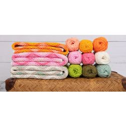 Durable Haakpakket Baby Ripple Blanket