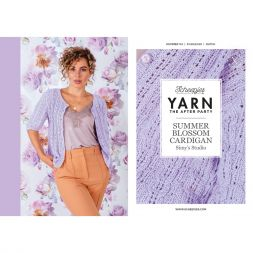 YARN The after party nr.114 Blossom Cardigan