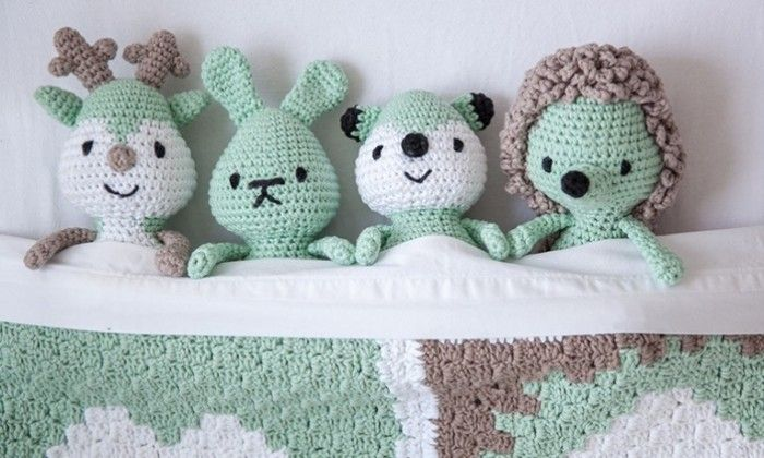 Workshop Amigurumi Haken 29 November Homemade4u