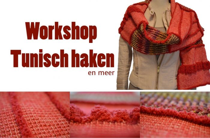 Workshop Tunisch Haken Vrijdag 2 November Homemade4u