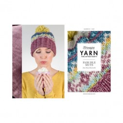 Scheepjes Yarn The After Party nr. 07 - Fair Isle Muts